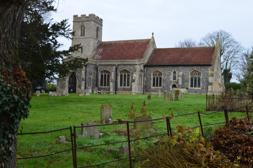 St Andrew's Church, Norton